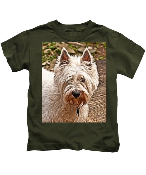 West Highland White Terrier Kids T-Shirt