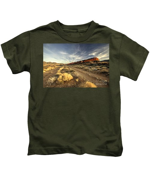 Westbound Freight  Kids T-Shirt