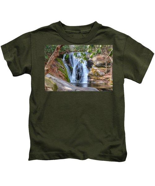 Widows Creek Falls Kids T-Shirt