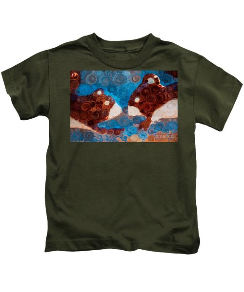 Will You Be My Beaver Kids T-Shirt
