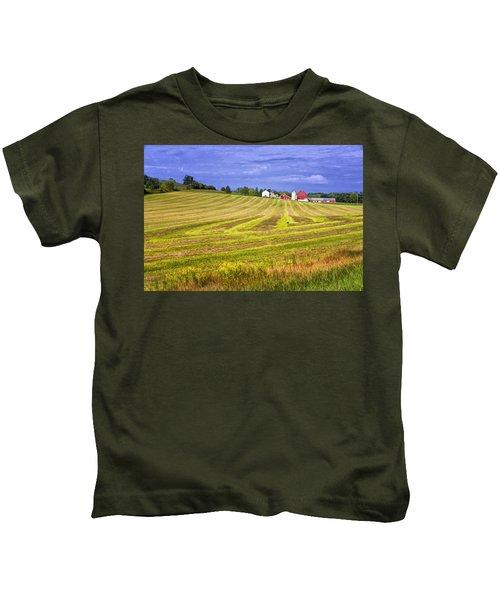 Wisconsin Dawn Kids T-Shirt