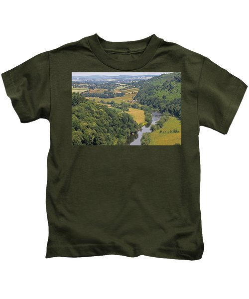 Wye Valley Kids T-Shirt