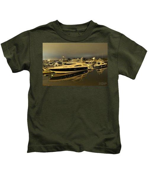 Yacht  Kids T-Shirt