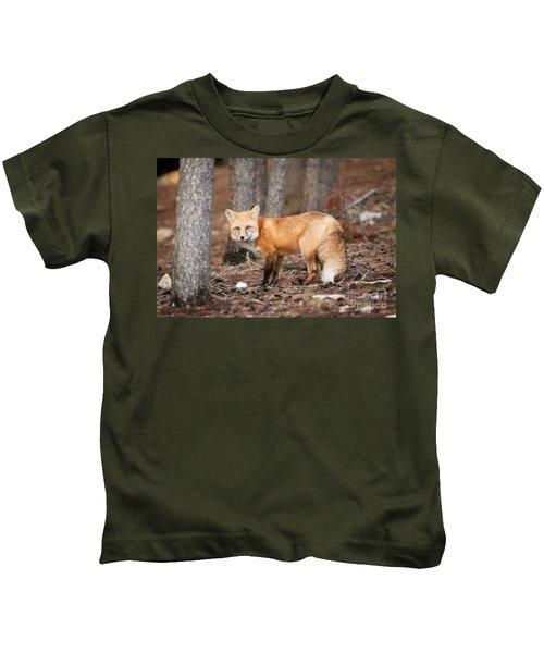You Caught Me Kids T-Shirt