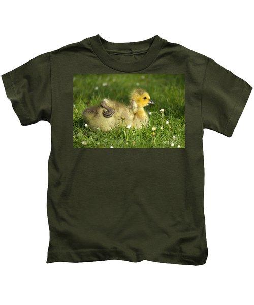 Young Canada Goose Kids T-Shirt