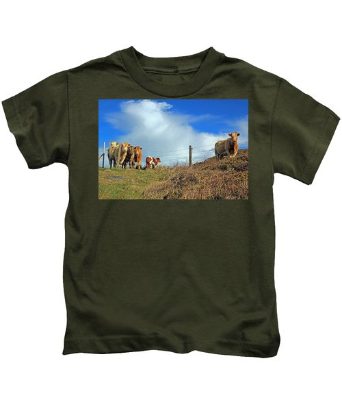 Youth In Defiance Kids T-Shirt