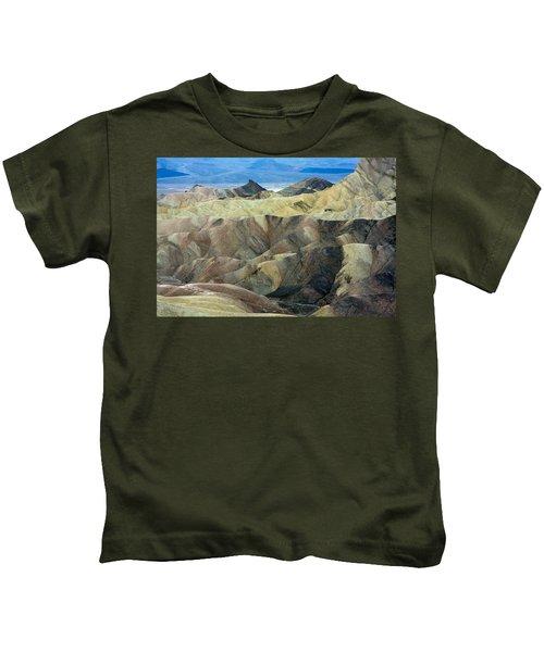 Zabriski Point #5 Kids T-Shirt