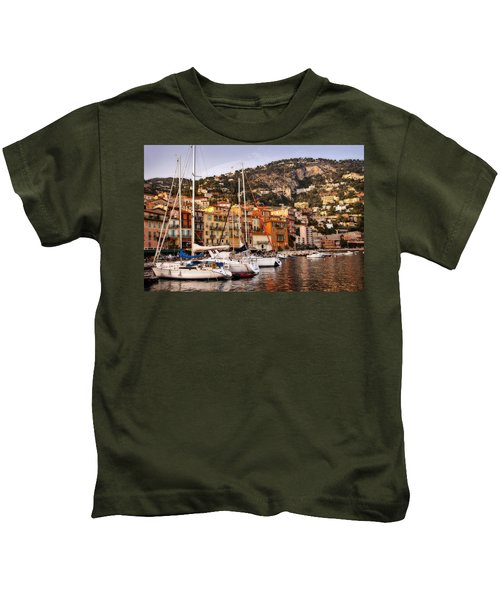 Villefranche-sur-mer  Kids T-Shirt