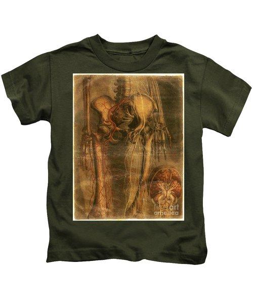 Anatomie Generale Des Visceres Kids T-Shirt