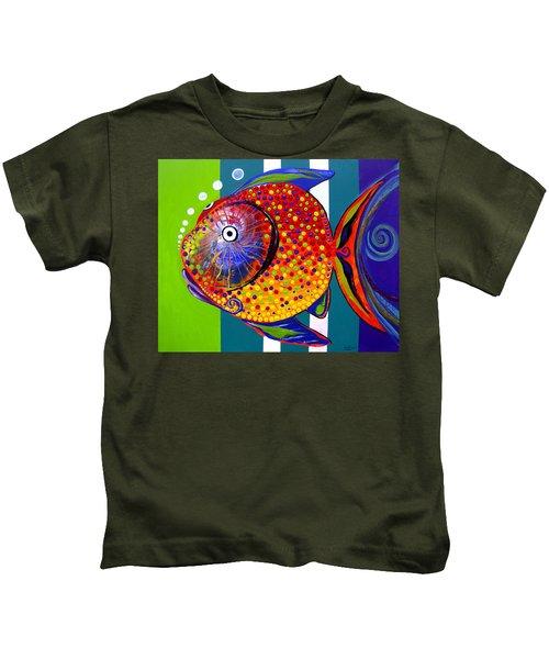 Acidfish 60 Kids T-Shirt