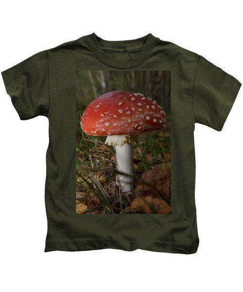 Amanita Muscaria Kids T-Shirt