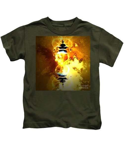 Arabian Dreams Number 5 Kids T-Shirt