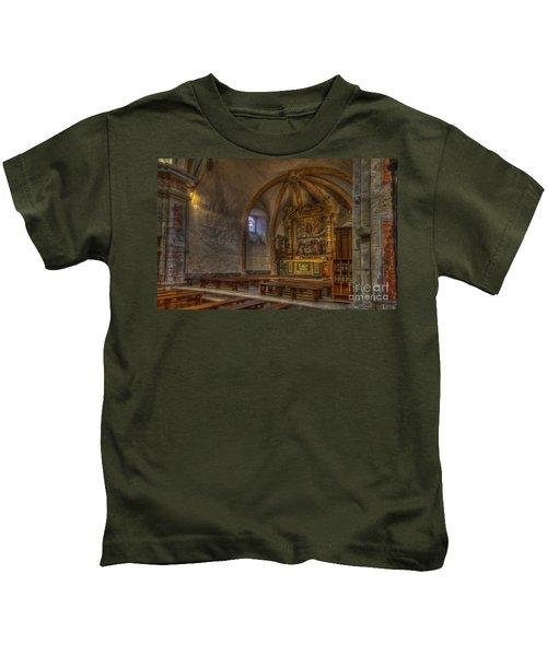 Baroque Church In Savoire France 3 Kids T-Shirt