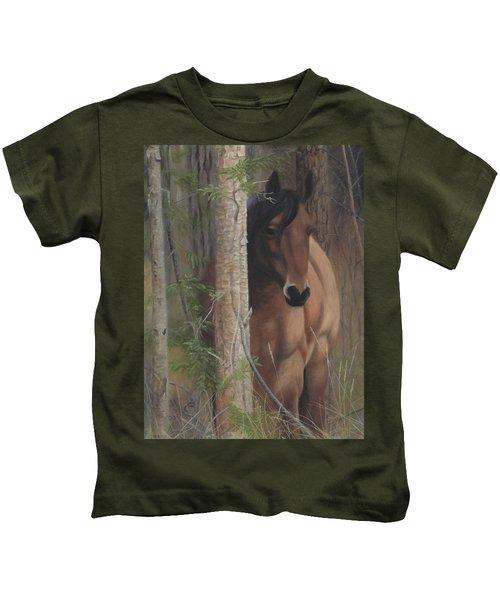 Bashful Kids T-Shirt