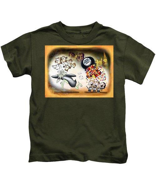 Bertie Bott's Beans Kids T-Shirt