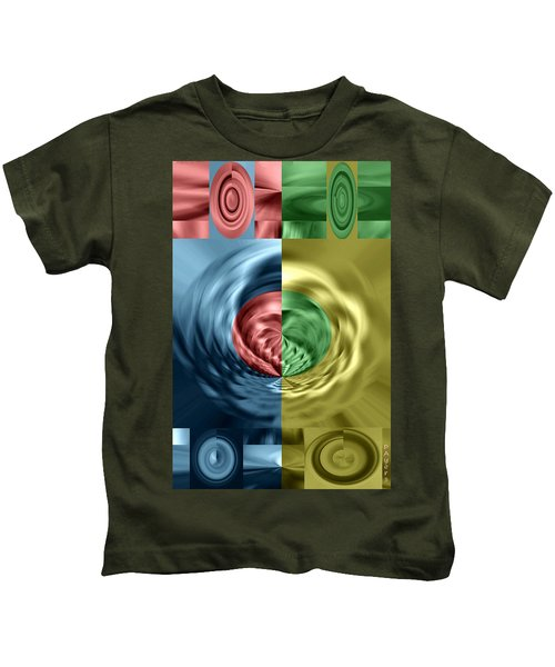 Blocks Kids T-Shirt