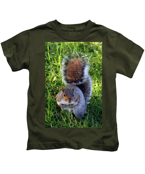 City Squirrel Kids T-Shirt