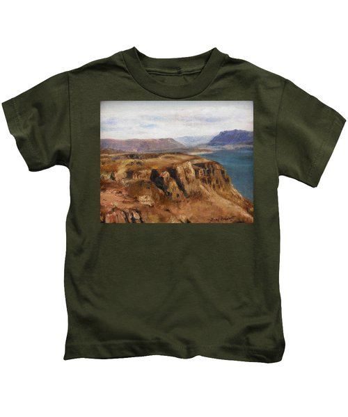Columbia River Gorge I Kids T-Shirt