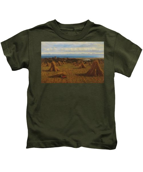 Cornstooks Kids T-Shirt