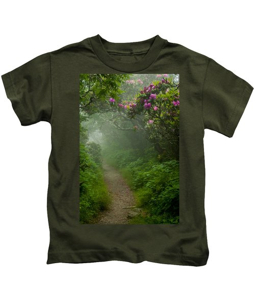 Craggy Path 2 Kids T-Shirt