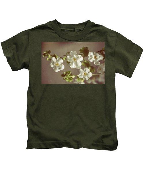 Giant Snowflakes Kids T-Shirt