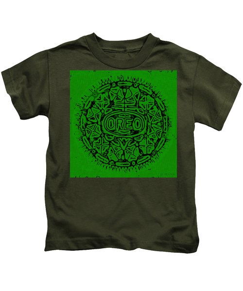 Greener Oreo Kids T-Shirt