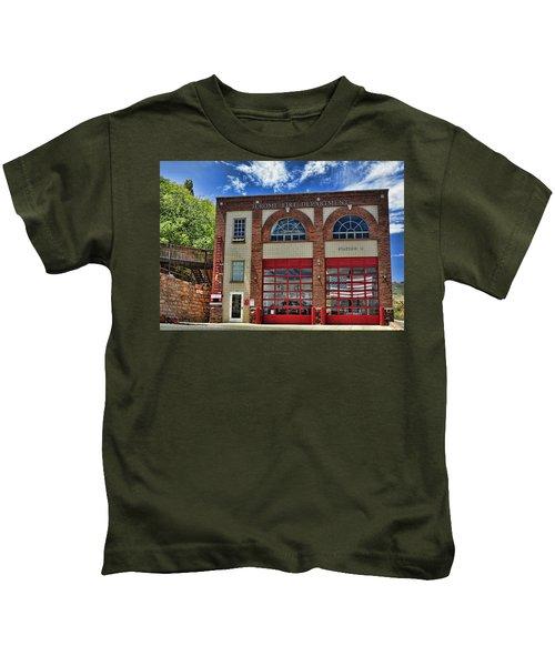 Jerome Fire Department Kids T-Shirt