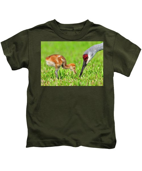 Looking For Bugs Kids T-Shirt