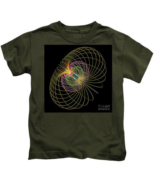 Magnetism 2 Kids T-Shirt