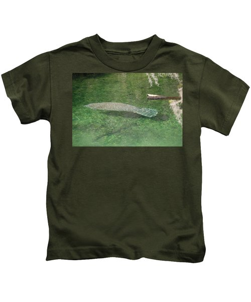 Manatee Kids T-Shirt