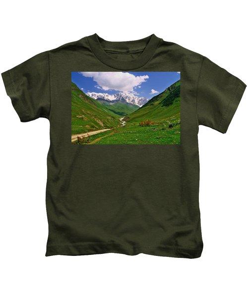 Mountain Valley Kids T-Shirt