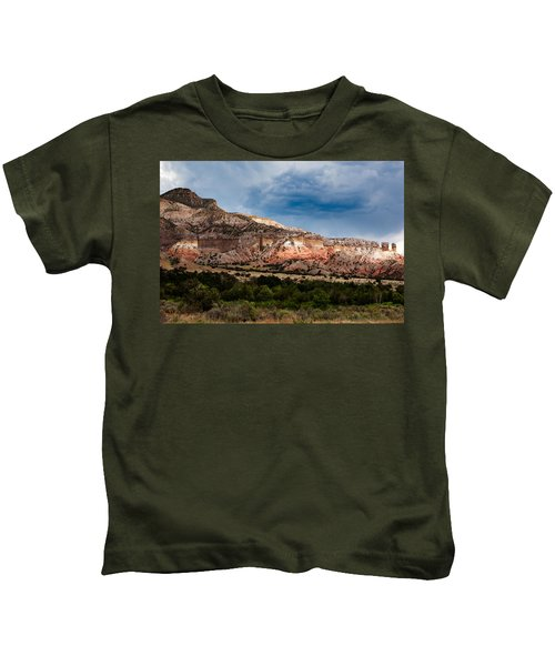 Nature's Paintbrush Kids T-Shirt