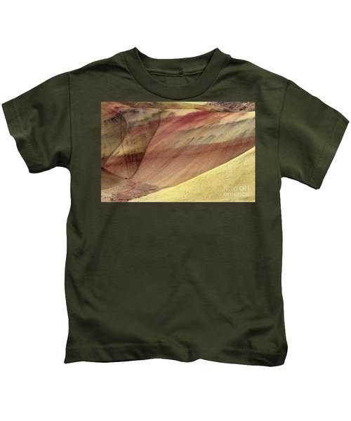 Painted Patterns Kids T-Shirt
