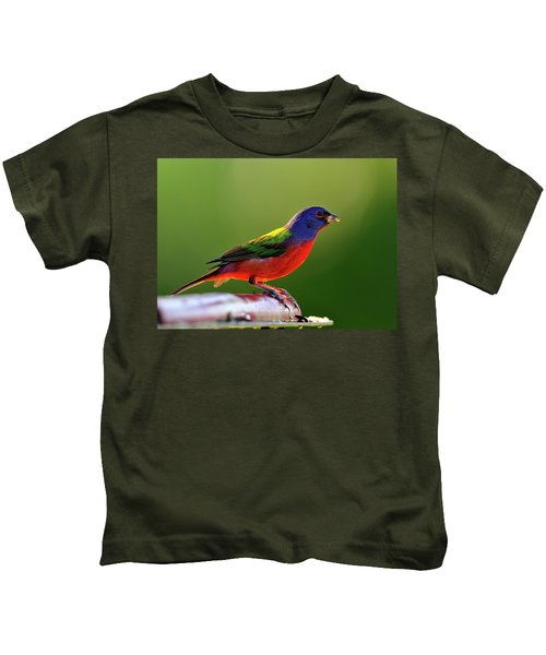 Painting Color Kids T-Shirt