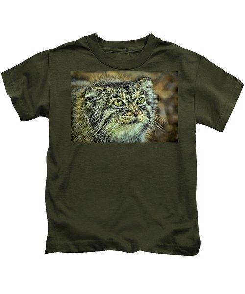 Pallas Cat Kids T-Shirt