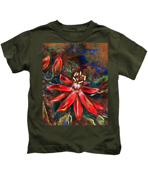 Red Passion Kids T-Shirt