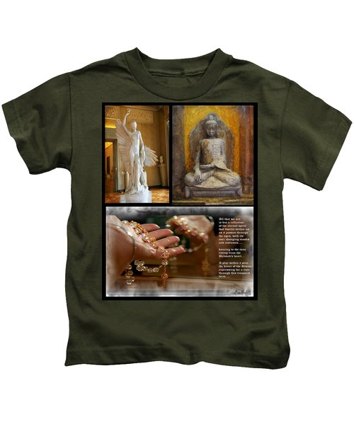 Reflections Of Spirit Kids T-Shirt