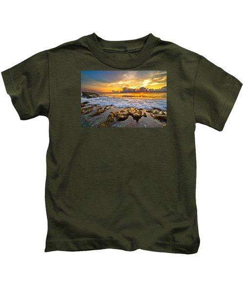 Silky Rush Kids T-Shirt