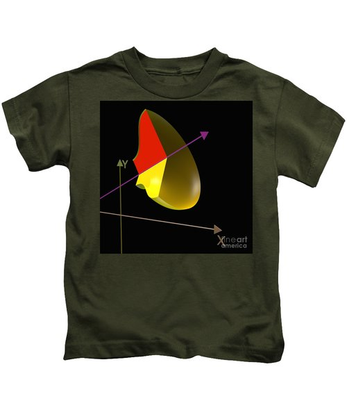 Solid Of Revolution 4 Kids T-Shirt