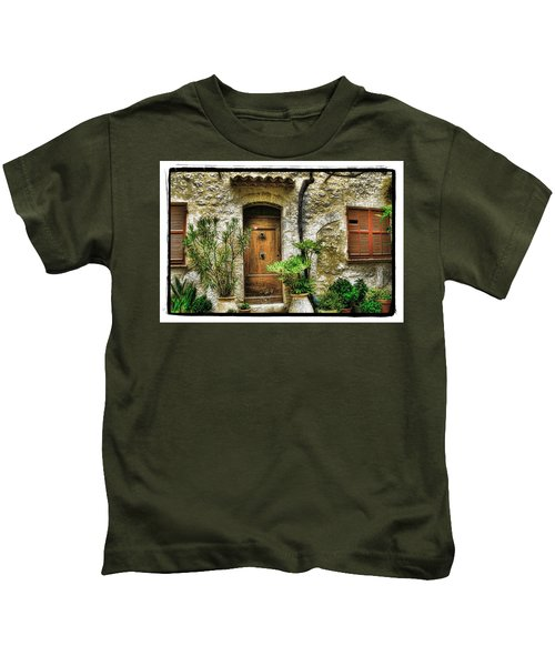 South Of France 1 Kids T-Shirt