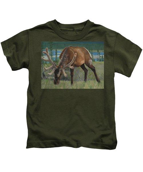 Spring Gazing Kids T-Shirt