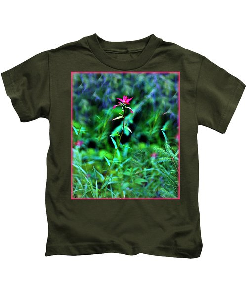 Stands Alone Kids T-Shirt