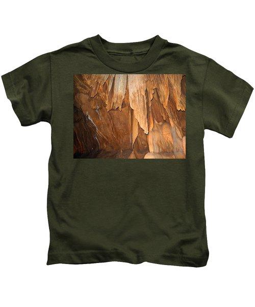 Stone Fold Elegance Kids T-Shirt
