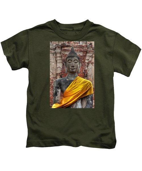 Thai Buddha Kids T-Shirt