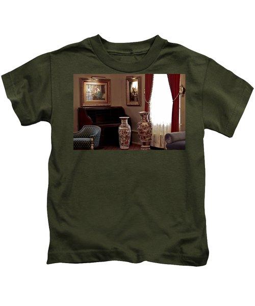 The Empty Desk Kids T-Shirt