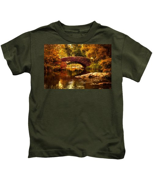 The Gapstow Bridge Kids T-Shirt