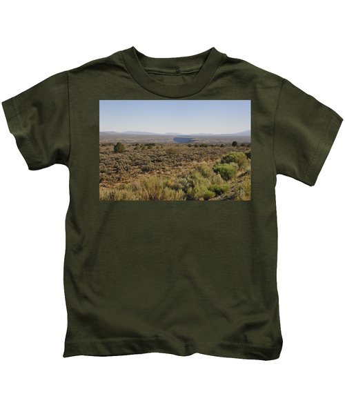 The Gorge On The Mesa Kids T-Shirt