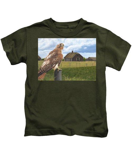 The Grounds Keeper Kids T-Shirt