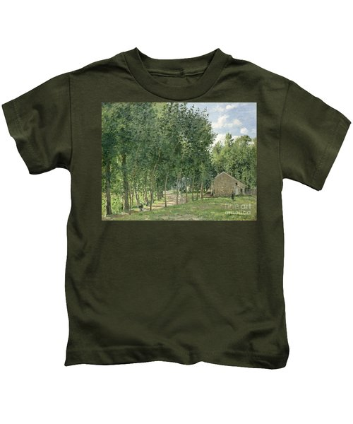 The House In The Forest Kids T-Shirt
