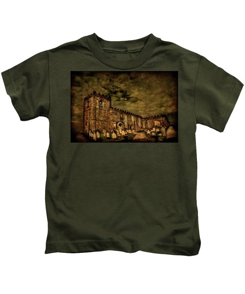 The House Of Eternal Being Kids T-Shirt